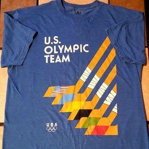 1990s vintage USA Olympic shirt size XL